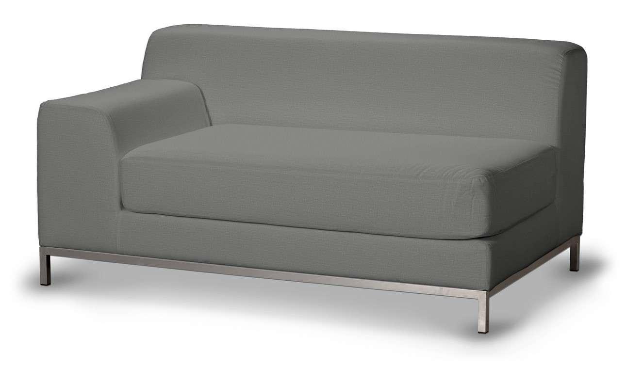 Pokrowiec na sofę lewostronną Kramfors 2-osobową w kolekcji Ingrid, tkanina: 705-42