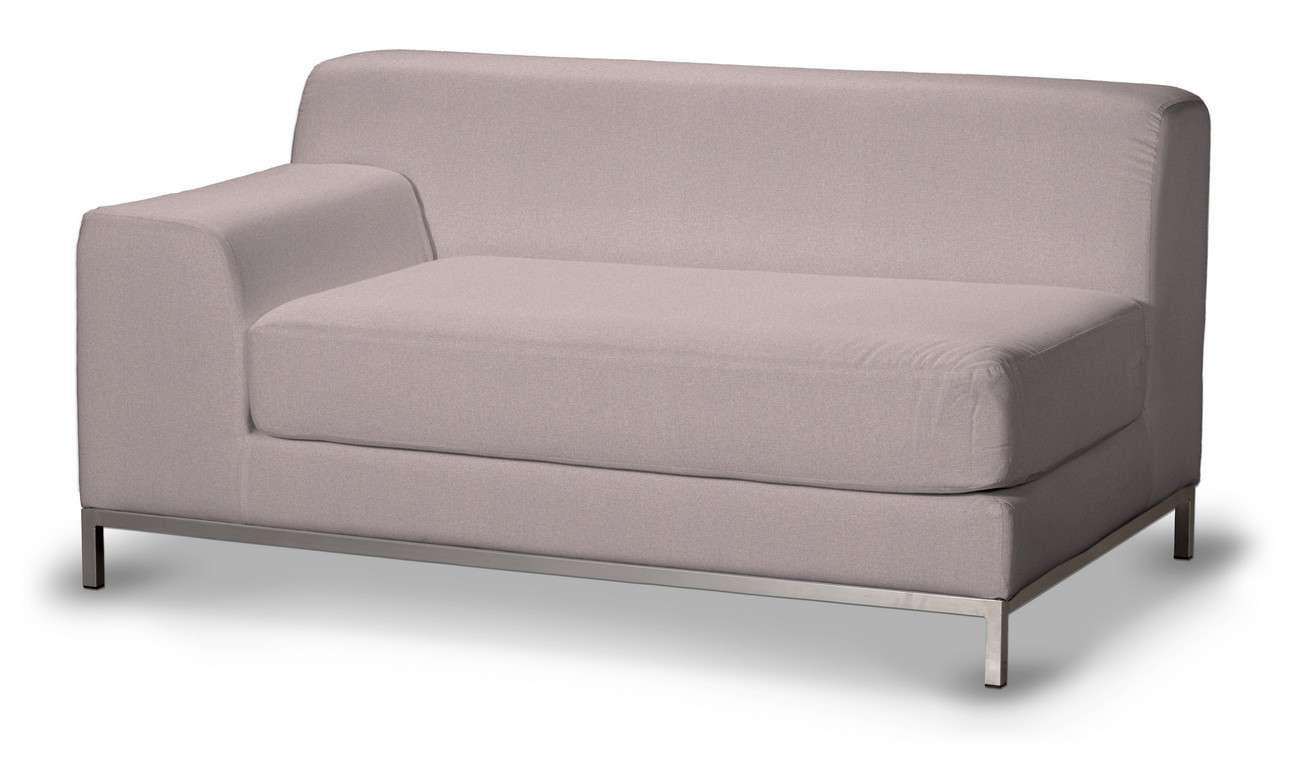 Pokrowiec na sofę lewostronną Kramfors 2-osobową w kolekcji Amsterdam, tkanina: 704-51