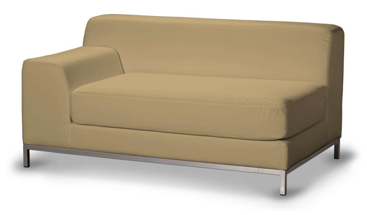 Pokrowiec na sofę lewostronną Kramfors 2-osobową w kolekcji Living, tkanina: 160-93