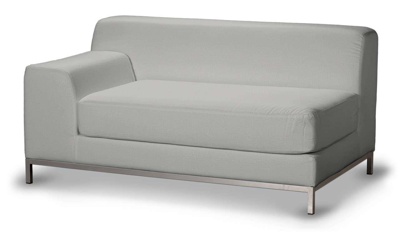 Pokrowiec na sofę lewostronną Kramfors 2-osobową w kolekcji Living, tkanina: 161-18