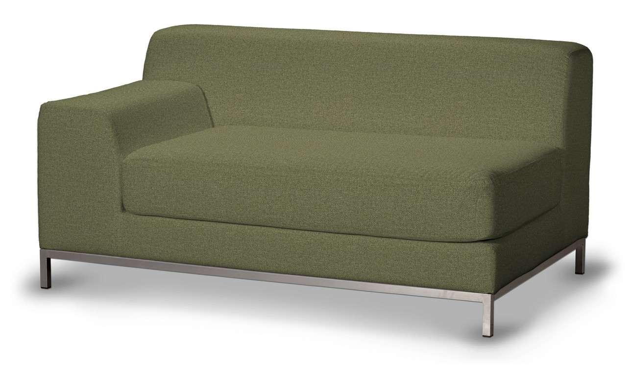 Pokrowiec na sofę lewostronną Kramfors 2-osobową w kolekcji Madrid, tkanina: 161-22