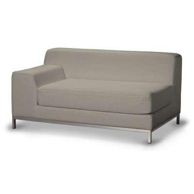 Pokrowiec na sofę lewostronną Kramfors 2-osobową 161-23 szaro-beżowy melanż Kolekcja Madrid