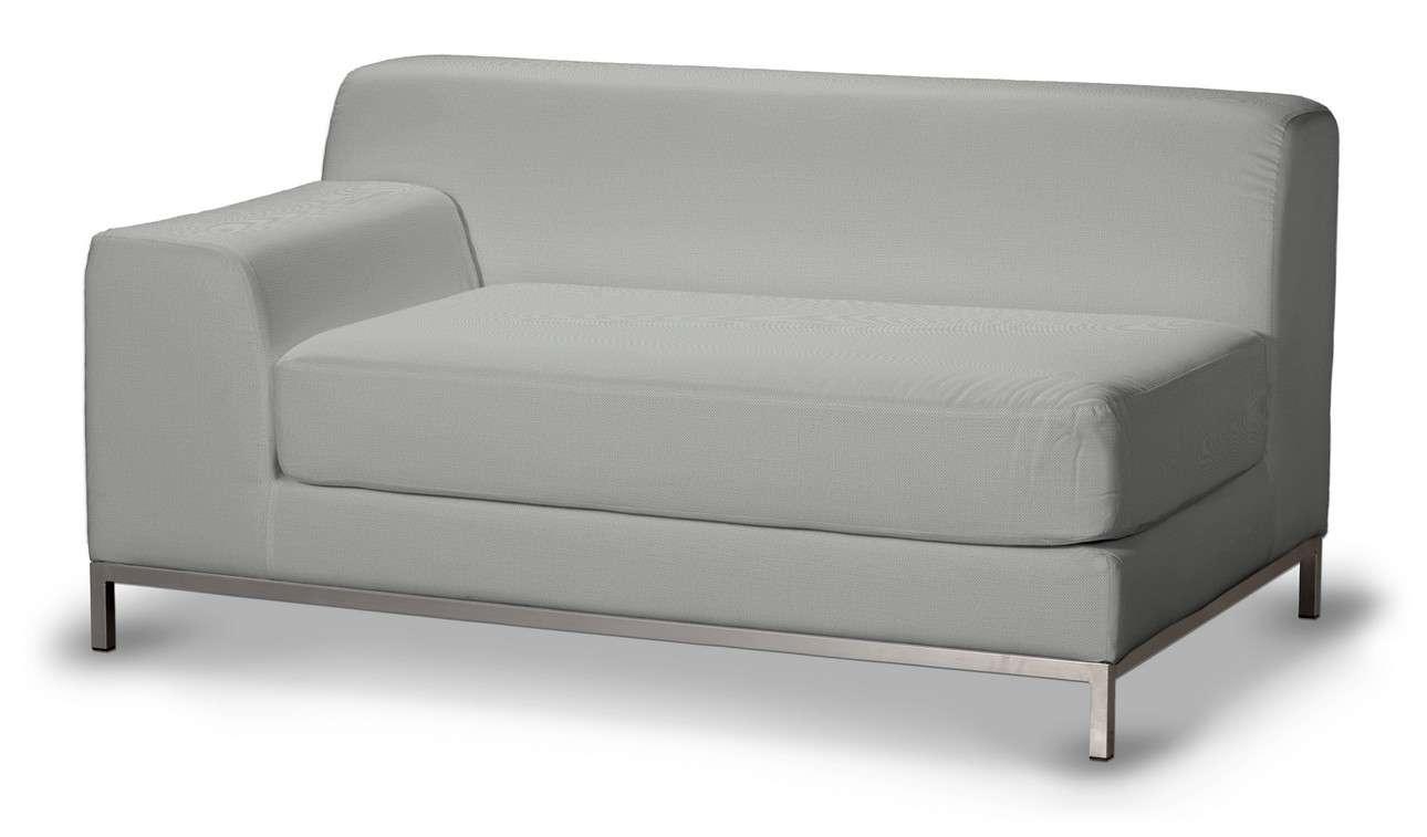 Pokrowiec na sofę lewostronną Kramfors 2-osobową w kolekcji Bergen, tkanina: 161-72