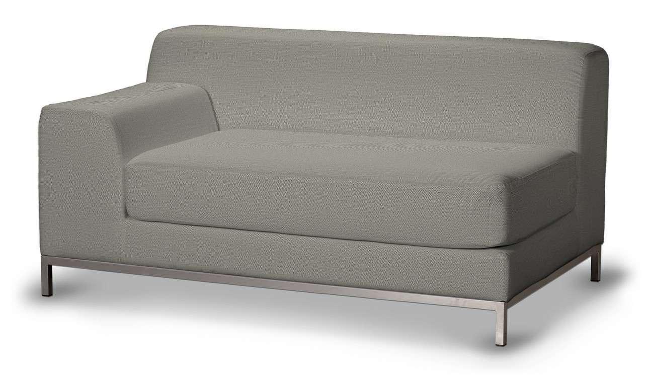 Pokrowiec na sofę lewostronną Kramfors 2-osobową w kolekcji Bergen, tkanina: 161-83