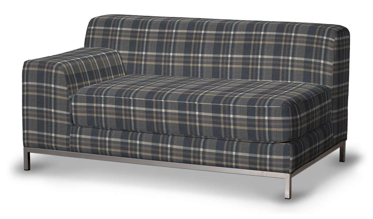 Pokrowiec na sofę lewostronną Kramfors 2-osobową w kolekcji Edinburgh, tkanina: 703-16