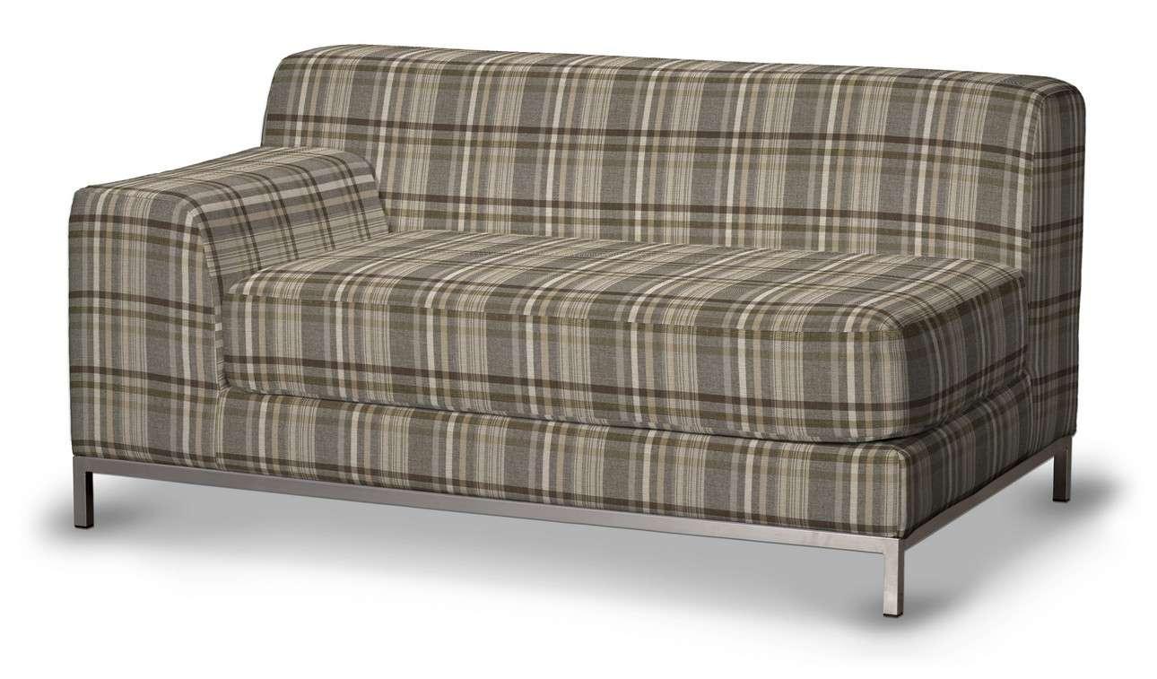 Pokrowiec na sofę lewostronną Kramfors 2-osobową w kolekcji Edinburgh, tkanina: 703-17