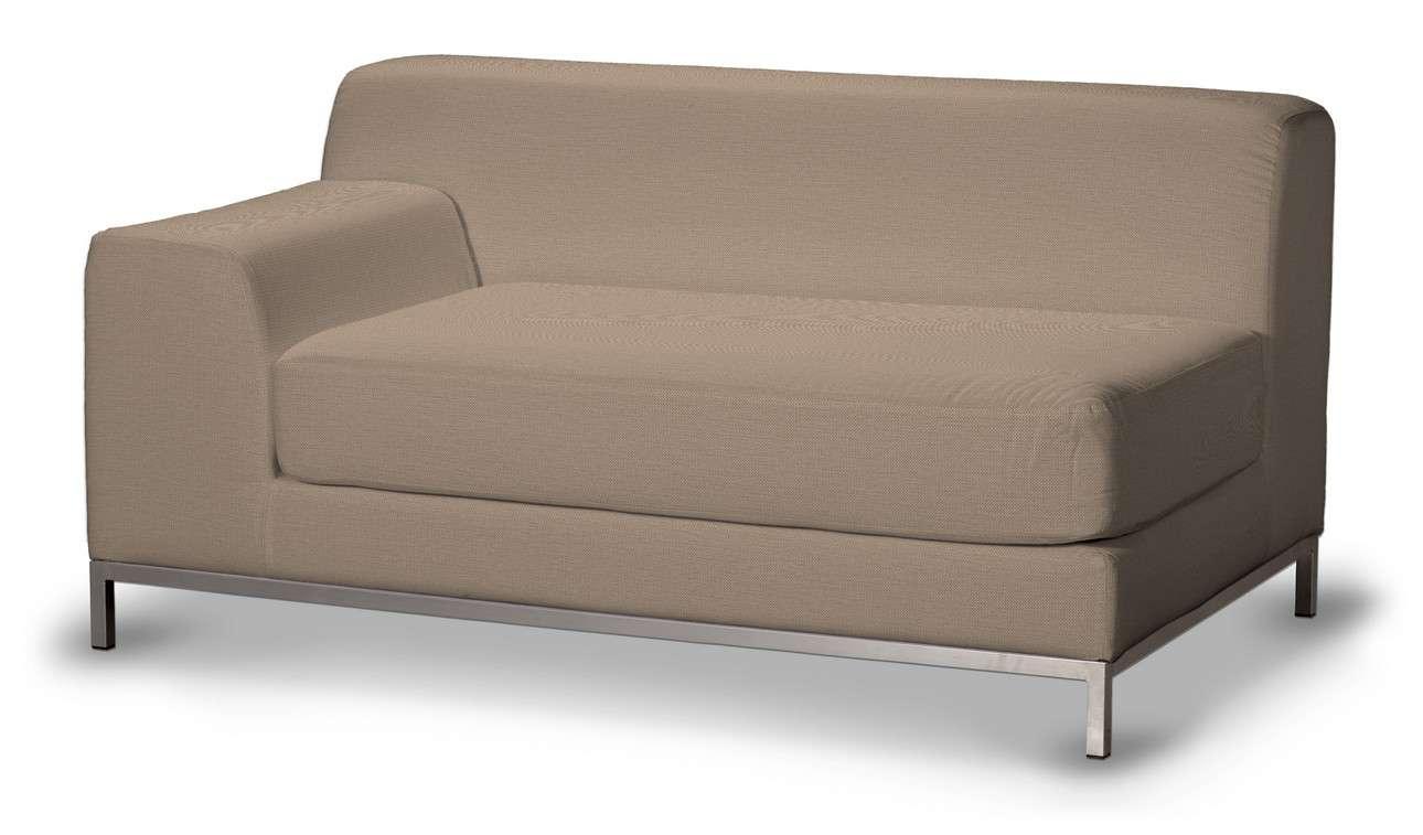 Pokrowiec na sofę lewostronną Kramfors 2-osobową w kolekcji Bergen, tkanina: 161-75