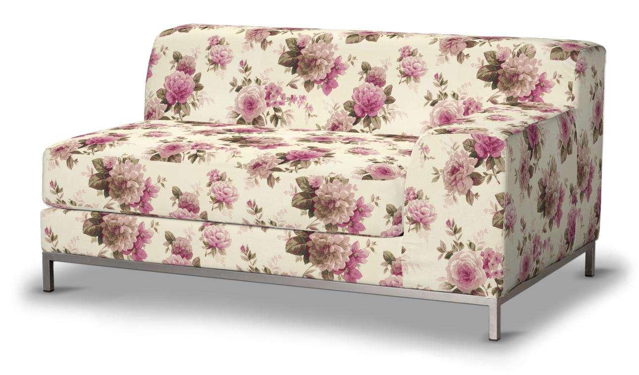 Pokrowiec na sofę prawostronną Kramfors 2-osobową w kolekcji Londres, tkanina: 141-07