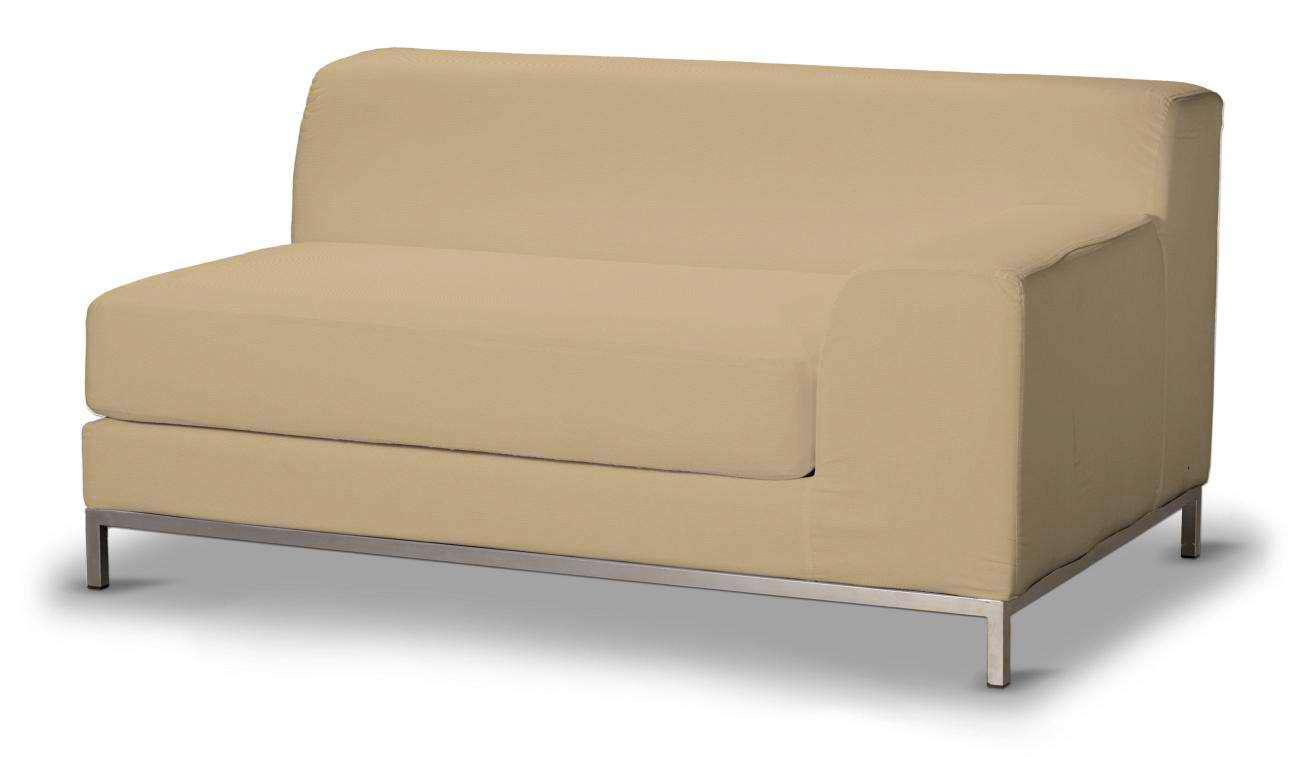 Pokrowiec na sofę prawostronną Kramfors 2-osobową Sofa Kramfors w kolekcji Cotton Panama, tkanina: 702-01