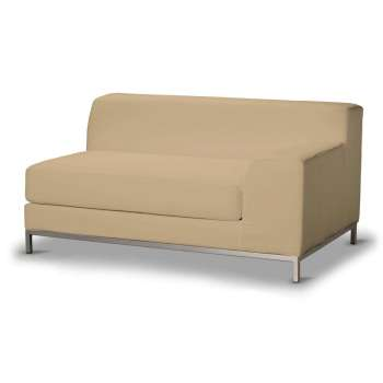 Pokrowiec na sofę prawostronną Kramfors 2-osobową w kolekcji Cotton Panama, tkanina: 702-01