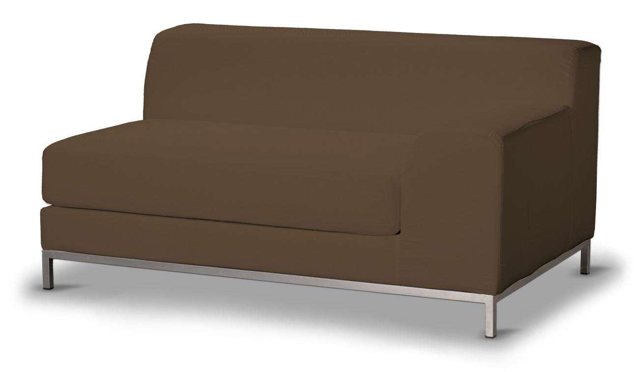 Pokrowiec na sofę prawostronną Kramfors 2-osobową w kolekcji Cotton Panama, tkanina: 702-02