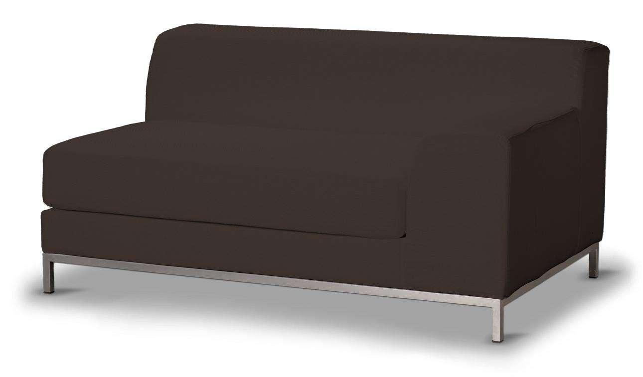 Pokrowiec na sofę prawostronną Kramfors 2-osobową Sofa Kramfors w kolekcji Cotton Panama, tkanina: 702-03