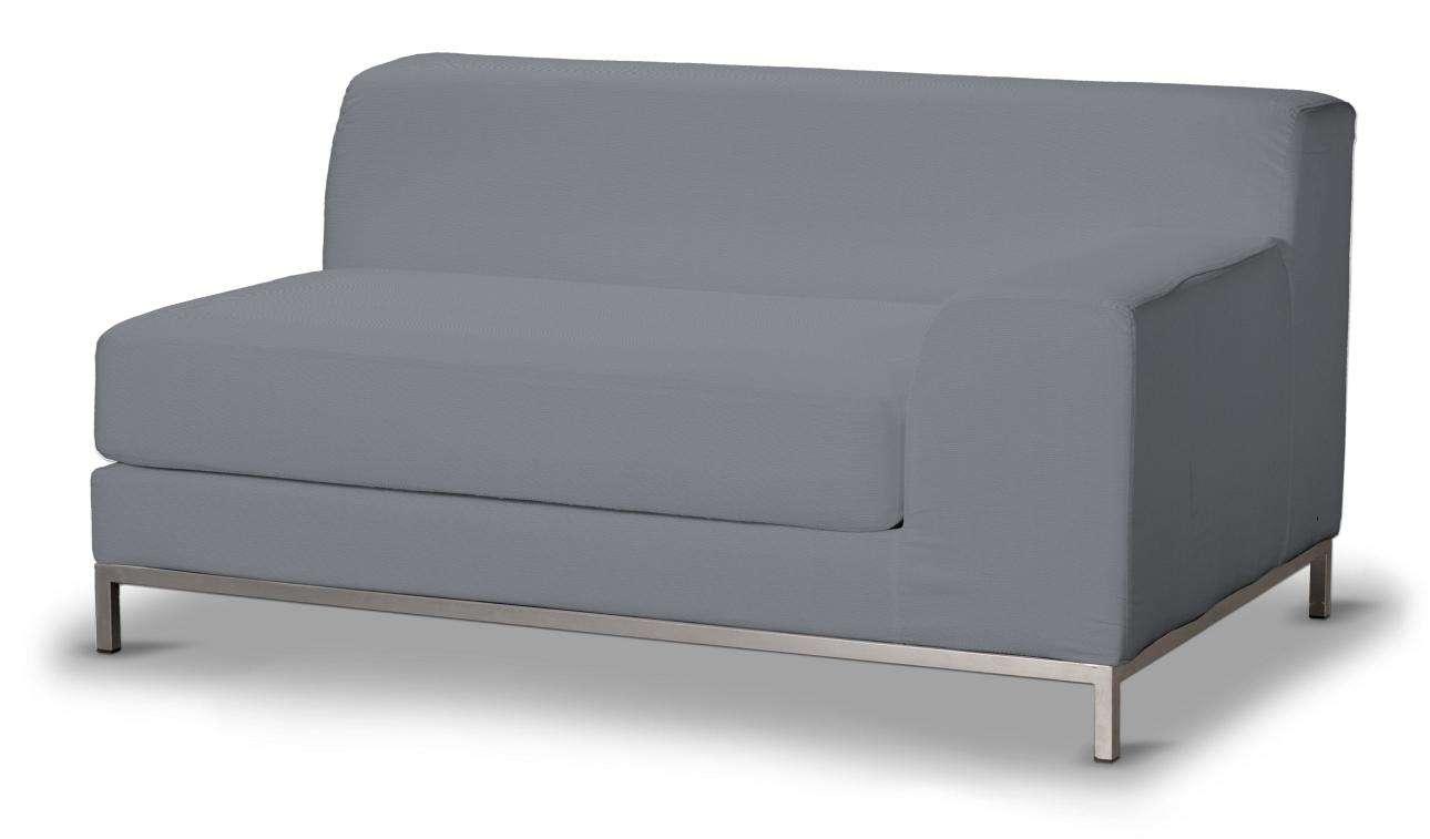 Pokrowiec na sofę prawostronną Kramfors 2-osobową Sofa Kramfors w kolekcji Cotton Panama, tkanina: 702-07