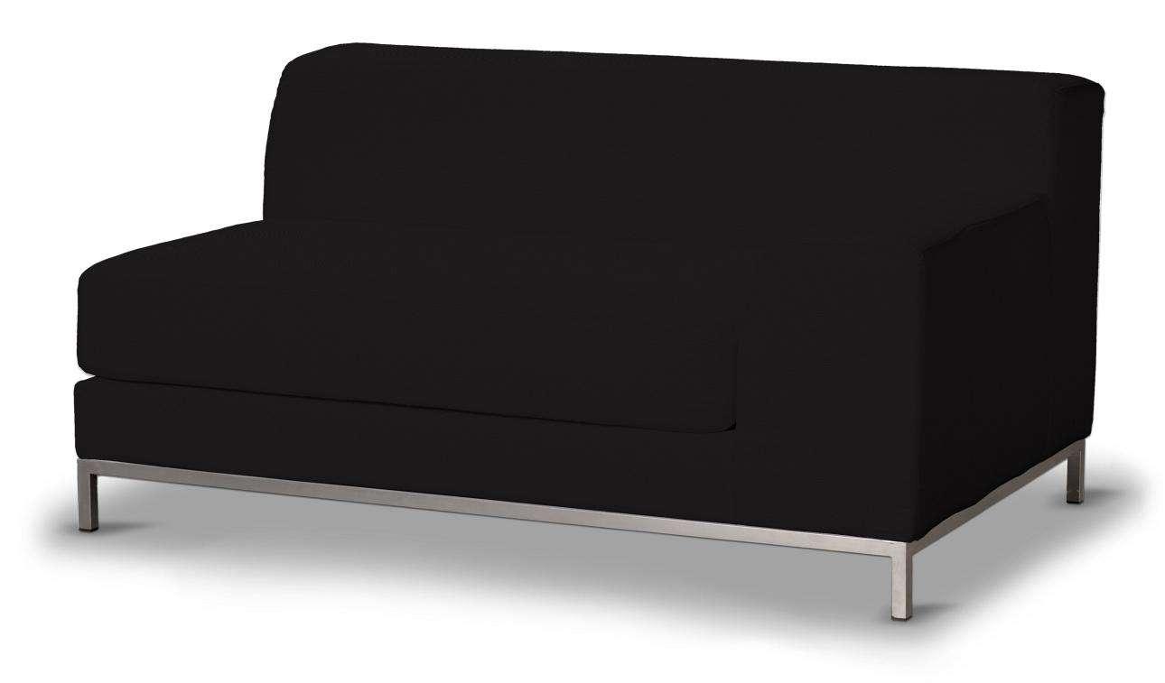 Pokrowiec na sofę prawostronną Kramfors 2-osobową w kolekcji Cotton Panama, tkanina: 702-09