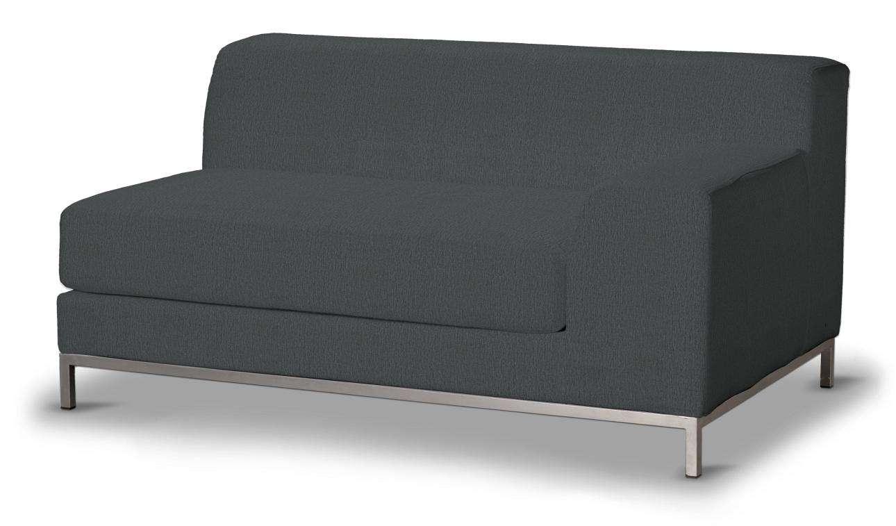 Pokrowiec na sofę prawostronną Kramfors 2-osobową w kolekcji Chenille, tkanina: 702-20