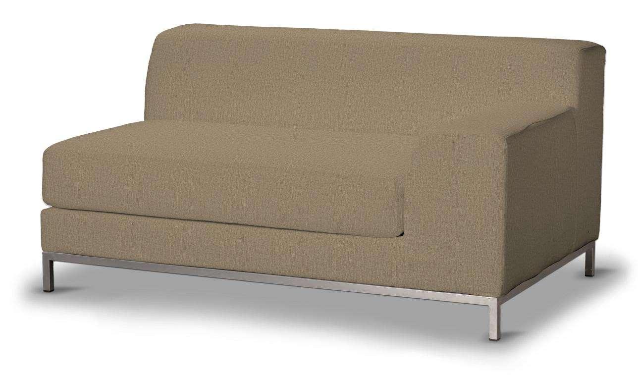 Pokrowiec na sofę prawostronną Kramfors 2-osobową w kolekcji Chenille, tkanina: 702-21