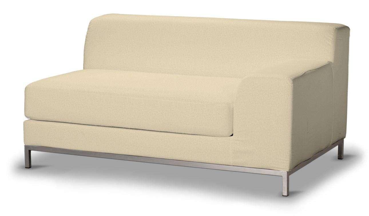 kramfors 2 sitzer sofabezug lehne rechts vanille dekoria. Black Bedroom Furniture Sets. Home Design Ideas