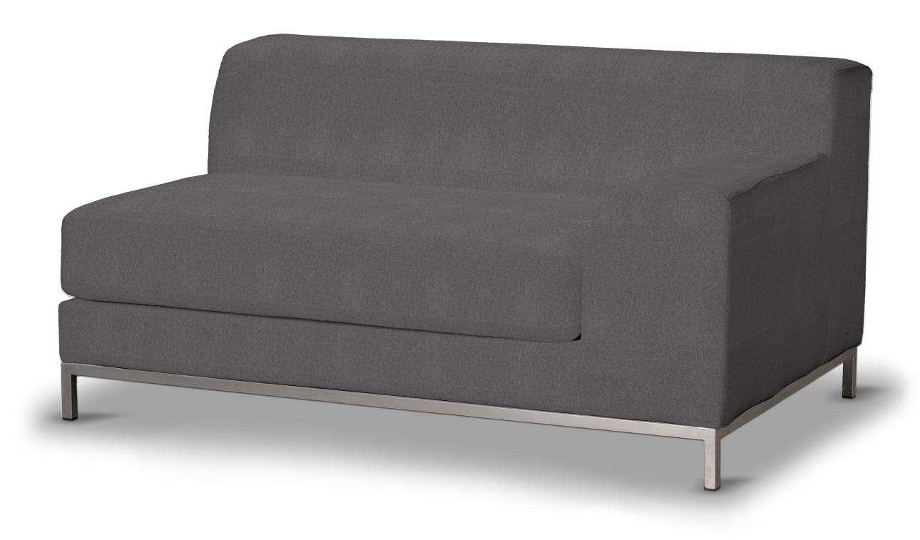 Sofatrekk, passer til Ikea modell Kramfors 2 seter, armlene høyre fra kolleksjonen Etna - Ikke for gardiner, Stoffets bredde: 705-35