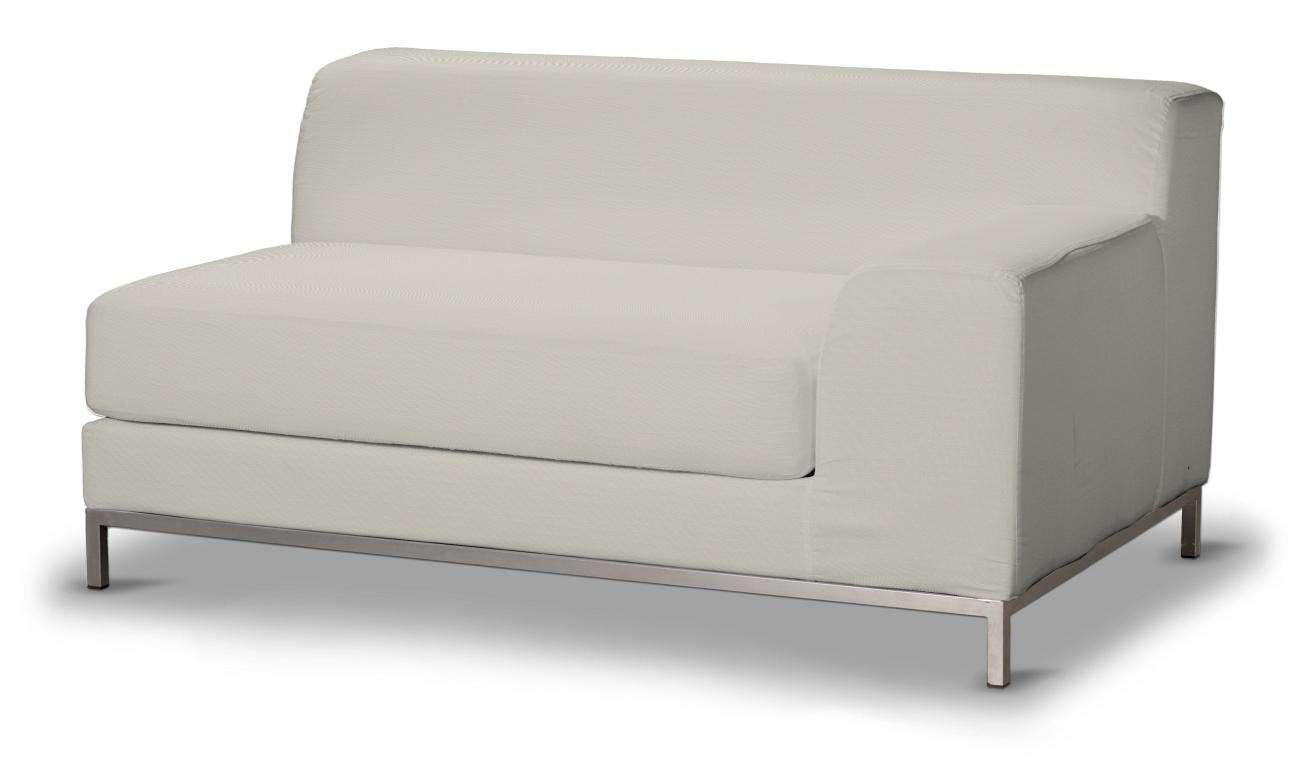Pokrowiec na sofę prawostronną Kramfors 2-osobową Sofa Kramfors w kolekcji Cotton Panama, tkanina: 702-31