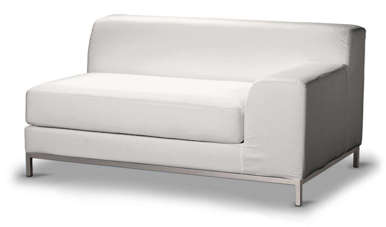 Pokrowiec na sofę prawostronną Kramfors 2-osobową Sofa Kramfors w kolekcji Cotton Panama, tkanina: 702-34