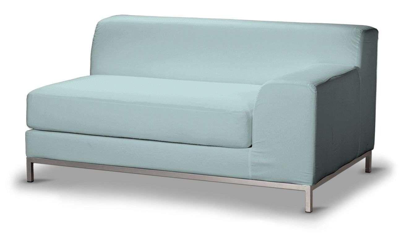 Pokrowiec na sofę prawostronną Kramfors 2-osobową Sofa Kramfors w kolekcji Cotton Panama, tkanina: 702-10