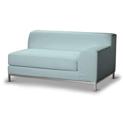 Pokrowiec na sofę prawostronną Kramfors 2-osobową w kolekcji Cotton Panama, tkanina: 702-10
