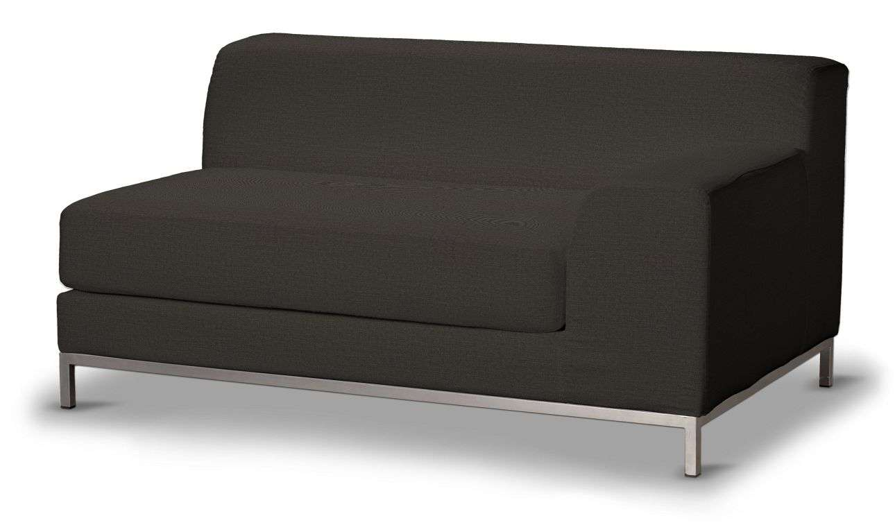 Pokrowiec na sofę prawostronną Kramfors 2-osobową w kolekcji Etna, tkanina: 702-36