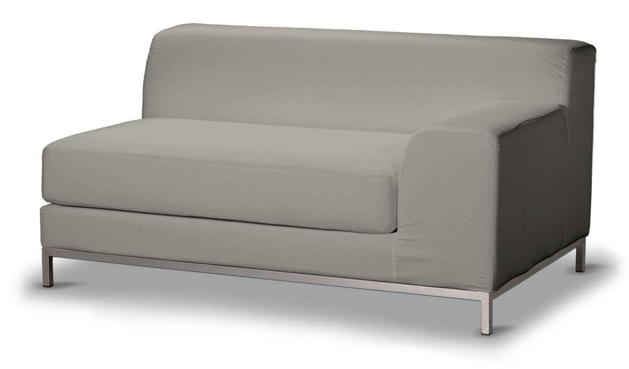 Pokrowiec na sofę prawostronną Kramfors 2-osobową w kolekcji Ingrid, tkanina: 705-41