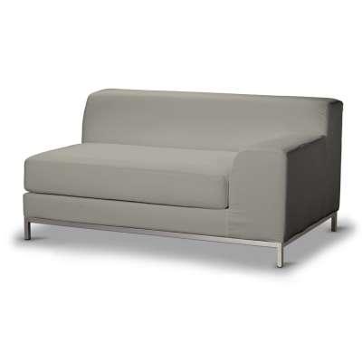 Pokrowiec na sofę prawostronną Kramfors 2-osobową 705-41 pastelowo miętowy welwet Kolekcja Ingrid