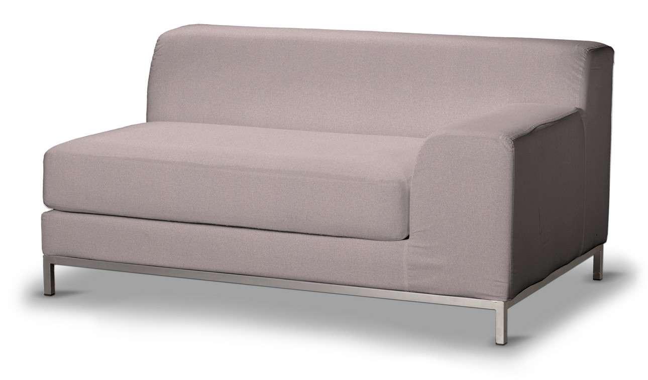 Pokrowiec na sofę prawostronną Kramfors 2-osobową w kolekcji Amsterdam, tkanina: 704-51