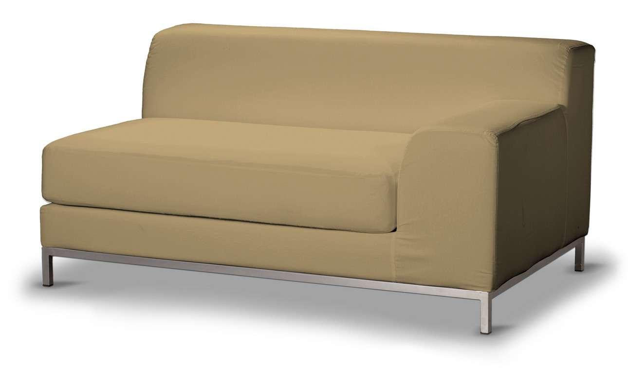 Pokrowiec na sofę prawostronną Kramfors 2-osobową w kolekcji Living, tkanina: 160-93