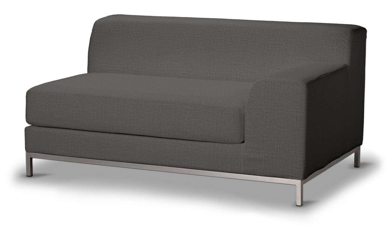 Pokrowiec na sofę prawostronną Kramfors 2-osobową w kolekcji Living, tkanina: 161-16