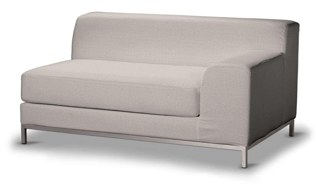 Pokrowiec na sofę prawostronną Kramfors 2-osobową w kolekcji Living, tkanina: 161-00