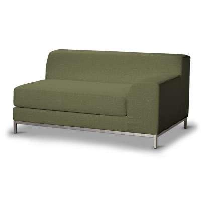 Pokrowiec na sofę prawostronną Kramfors 2-osobową 161-22 zielony melanż Kolekcja Madrid
