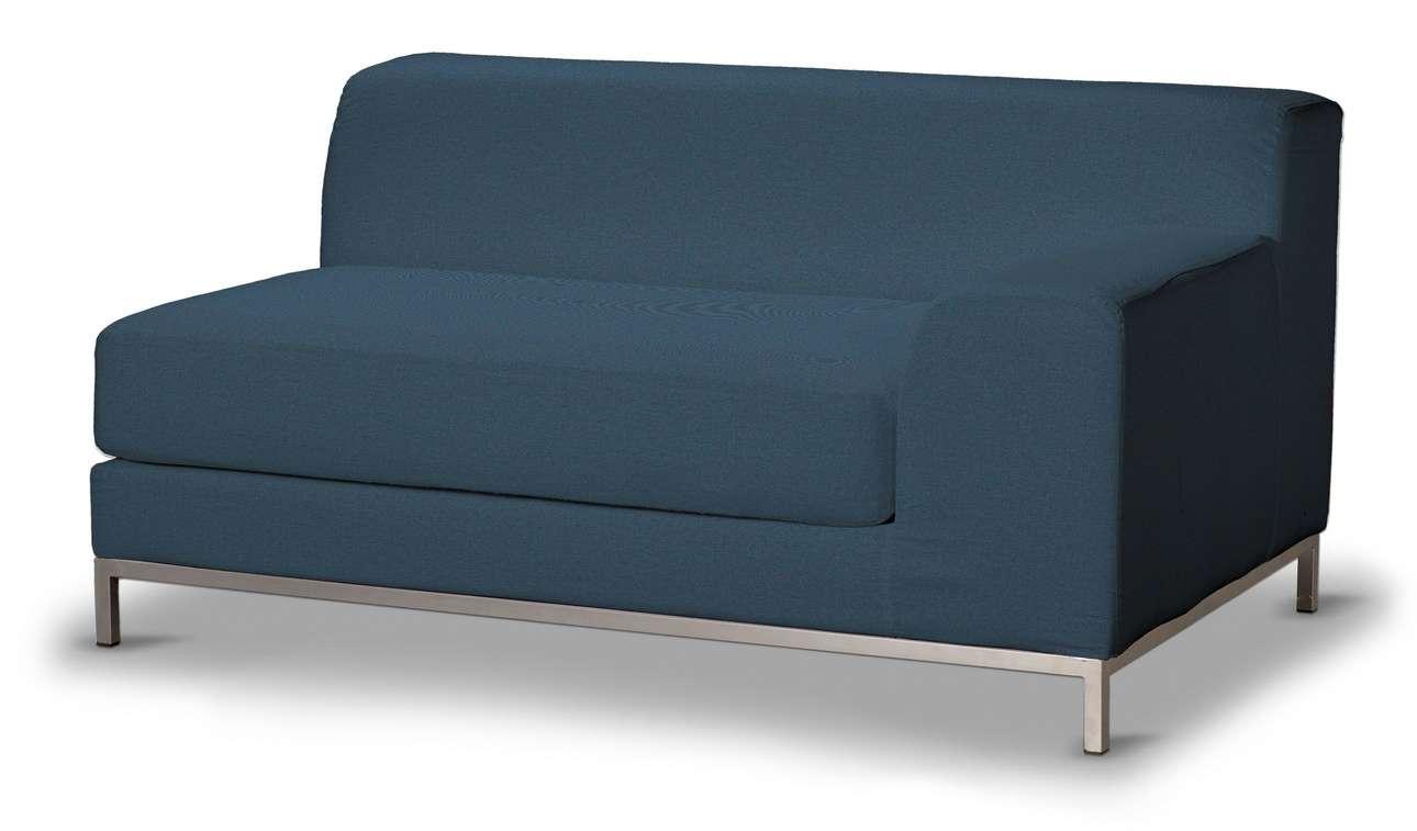 Pokrowiec na sofę prawostronną Kramfors 2-osobową w kolekcji Etna, tkanina: 705-30