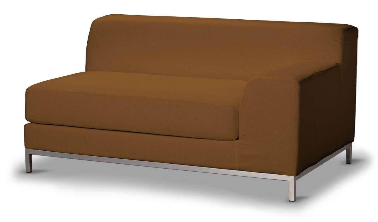 Pokrowiec na sofę prawostronną Kramfors 2-osobową w kolekcji Living, tkanina: 161-28