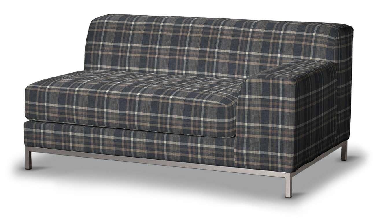 Pokrowiec na sofę prawostronną Kramfors 2-osobową w kolekcji Edinburgh, tkanina: 703-16