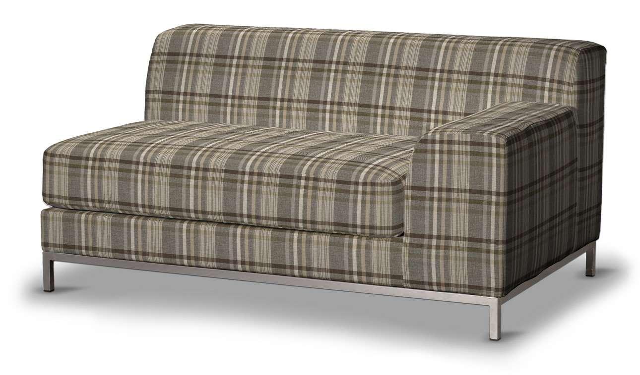 Pokrowiec na sofę prawostronną Kramfors 2-osobową w kolekcji Edinburgh, tkanina: 703-17