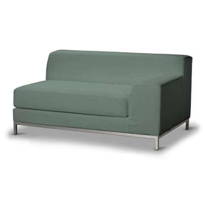 Pokrowiec na sofę prawostronną Kramfors 2-osobową 161-89 szara mięta melanż Kolekcja Madrid