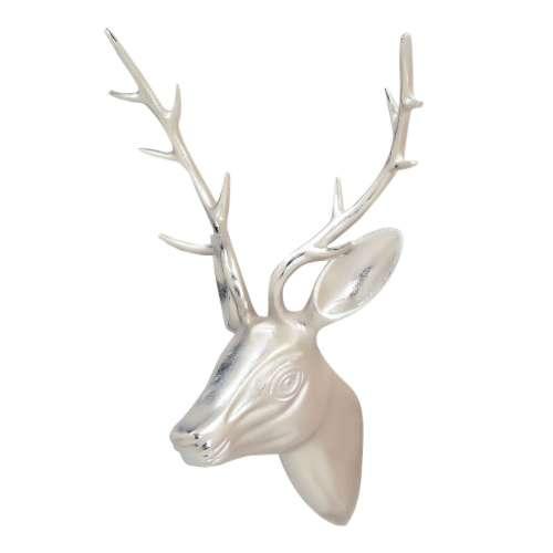 Dekoráció szarvas fej Deer 45cm