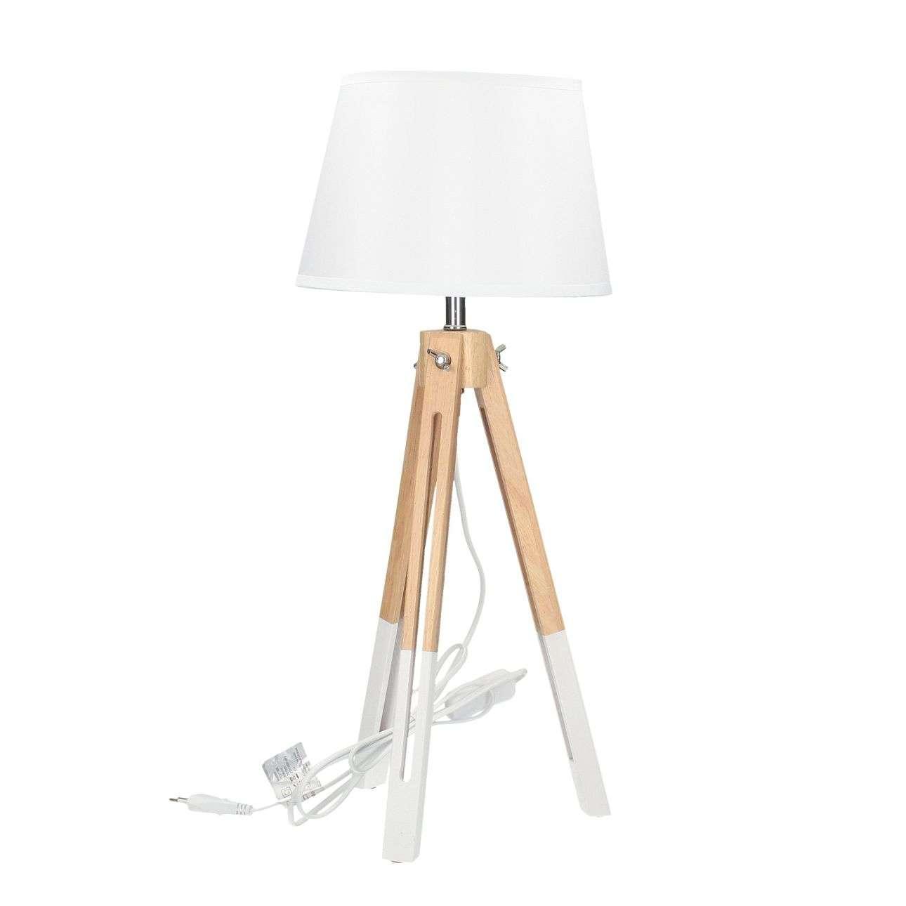 Stolní dekorační lampa Oslovýška  58 cm