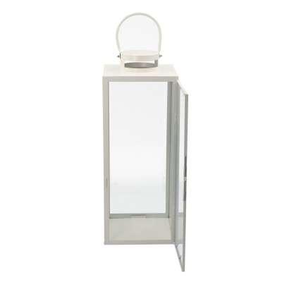 Laterne Elegance White  63 cm