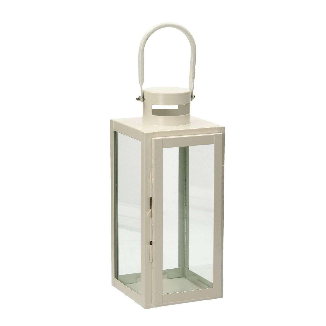 Lucerna Elegance White 40 cm