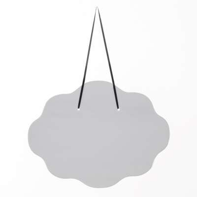 Zrkadlo Cloud 48x36cm Zrkadlá - Dekoria.sk