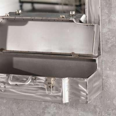 Wandspiegel Steel 84cm
