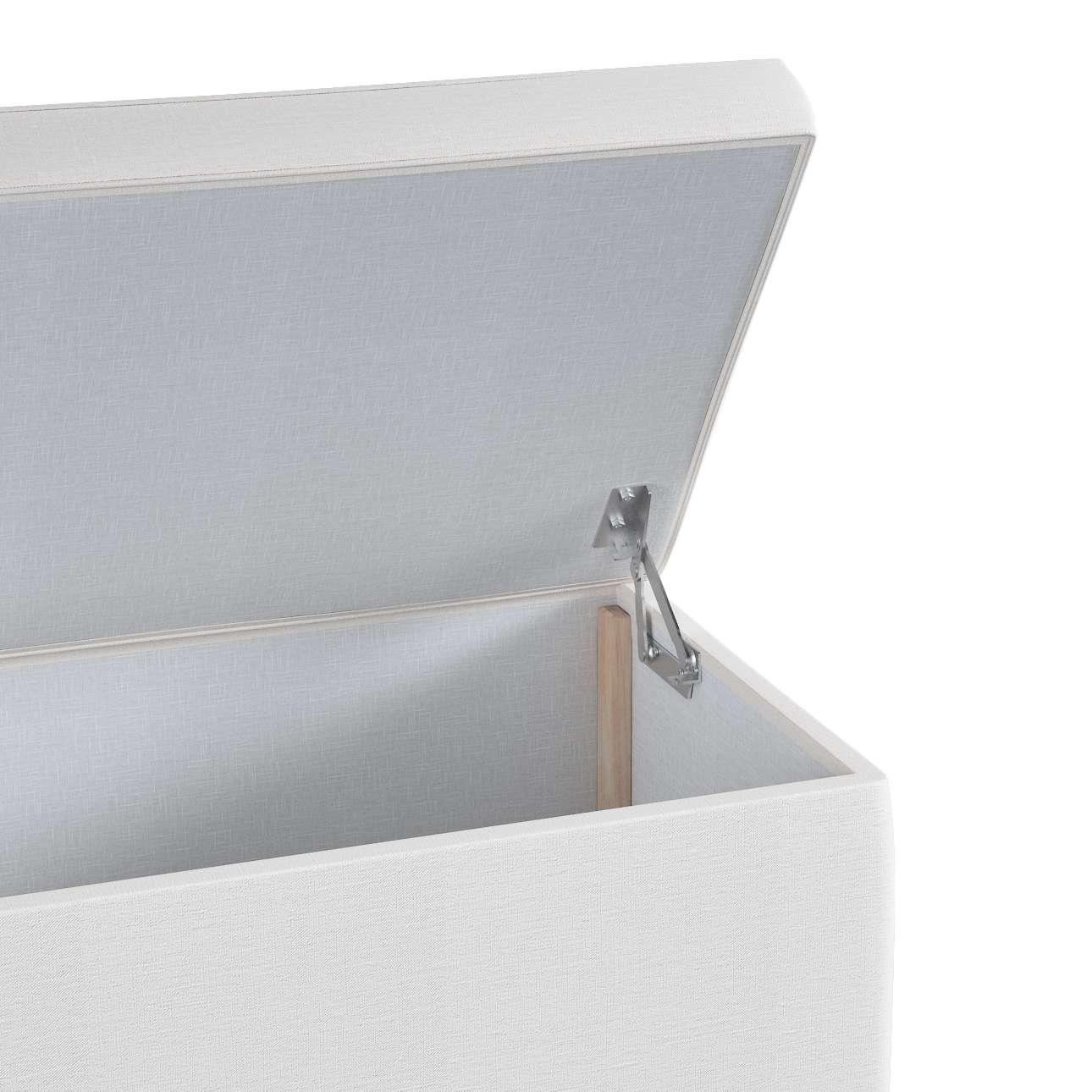 Čalouněná skříň s volbou látky - 2 velikosti v kolekci Linen, látka: 392-04