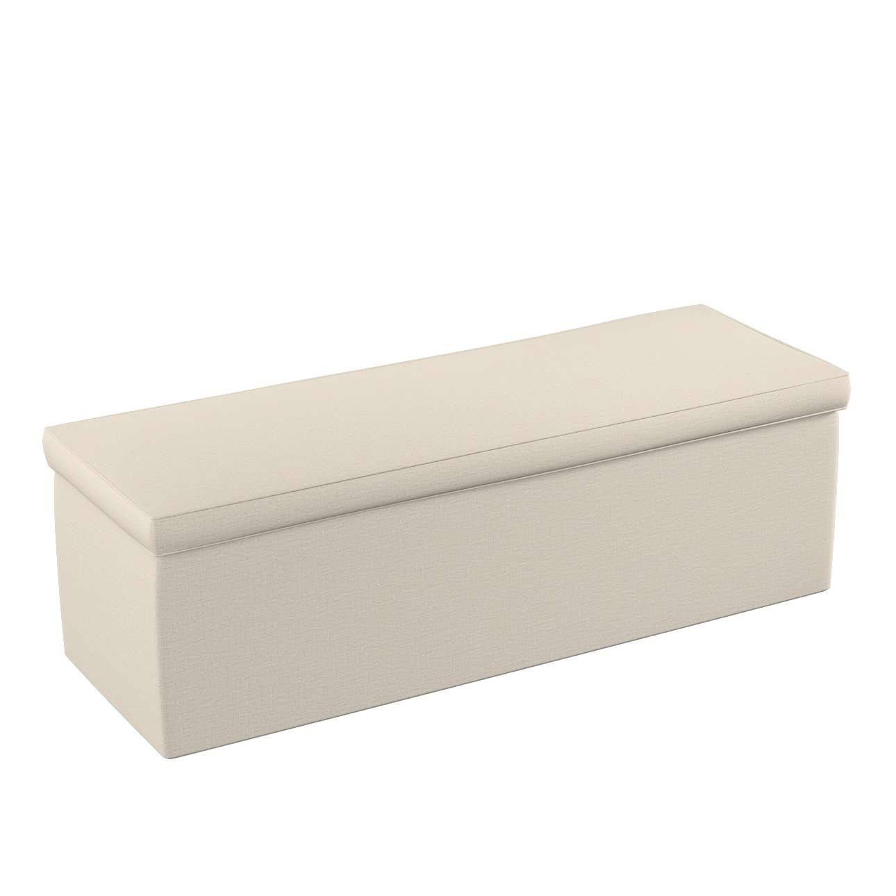 Čalouněná skříň s volbou látky - 2 velikosti v kolekci Linen, látka: 392-05