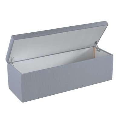 Kist 702-13 zilver-blauw Collectie Chenille