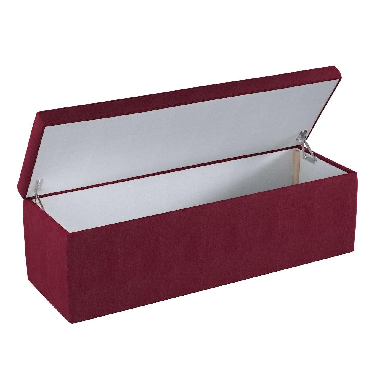 Čalouněná skřín 90 x 40 x 40 cm v kolekci Chenille , látka: 702-19