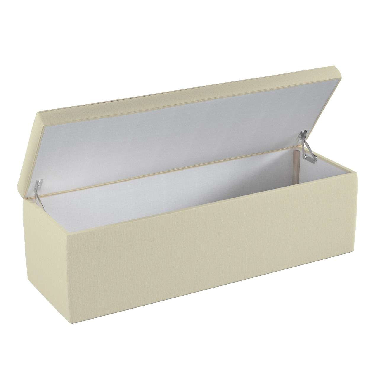 Dežė/skrynia/daiktadėžė 90 × 40 × 40 cm kolekcijoje Chenille, audinys: 702-22
